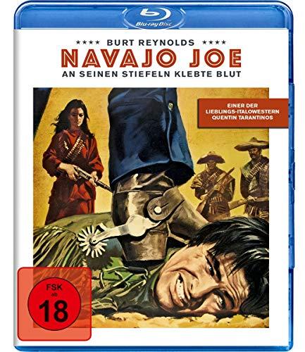 Navajo Joe - An seinen Stiefeln klebte Blut [Blu-ray]