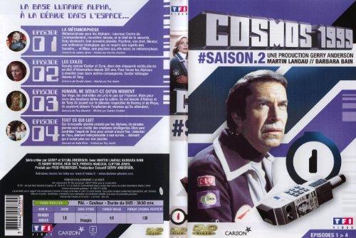 Cosmos 1999 - Saison 2 - Vol 1- épisodes 1 à 4