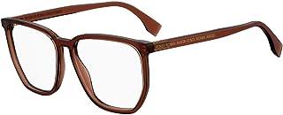 اطار نظارة طبية للنساء فيندي روما امور من فيندي طراز FF 0376 بلون بني مقاس 54/15/145