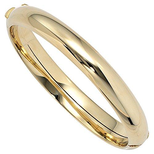 JOBO Armreif 585 Gold Gelbgold