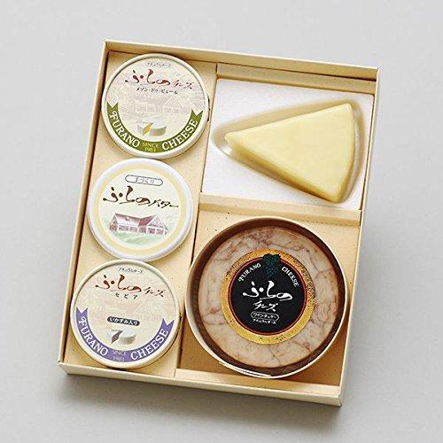 無添加 富良野チーズセット 3