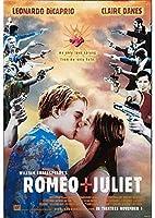 映画シリーズポスターRomeo and Juliet P7ロミオとジュリエットP7 ポスター A3サイズ(42x30cm)、素晴らしい室内装飾品