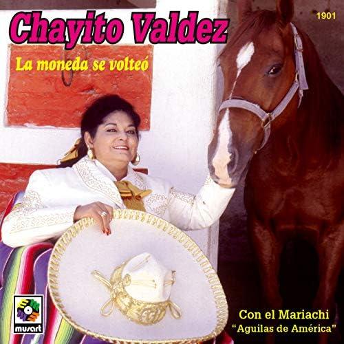 Chayito Valdez feat. Mariachi Águilas de América de Javier Carrillo
