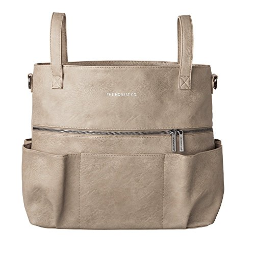 The Honest Co. Diaper Bag Carryall Satchel Product Image