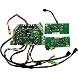 S-Sport-Life Self Balance Scooter for-Hoverboard Accessories Two-Wheel Assembling DIY Electric Motherboard Controller 6.5 8 10 Inch (Green)