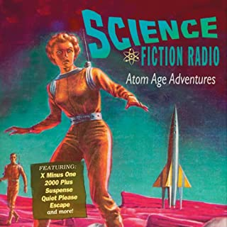 Science Fiction Radio cover art
