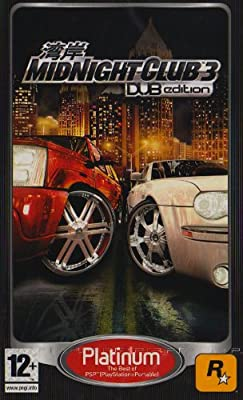 Midnight Club 3: DUB - Platinum Edition (PSP)