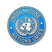 ミリタリー 国連ワッペン パッチ サバゲー 国際連合軍物 袖章 徽章 腕章 アクセサリー