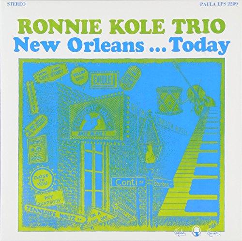 Ronnie Kole Trio - New Orleans...Today [Japan LTD Mini LP CD] PCD-20254