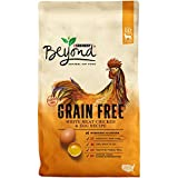 Purina Beyond Grain Free, Natural Dry Cat Food, Grain Free White Meat Chicken & Egg Recipe - 5 lb. Bag