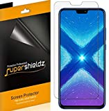 (6 Pack) Supershieldz Designed for Huawei Honor 8X Screen Protector, High Definition Clear Shield (PET)