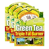 Applied Nutrition Green Tea Triple Fat Burner, 30 Liquid Soft-Gels...