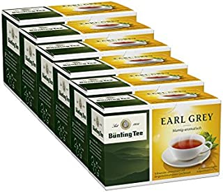 Bünting Tee Earl Grey 6er Pack