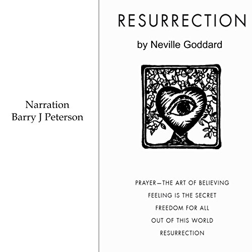 Resurrection Audiobook By Neville Goddard cover art