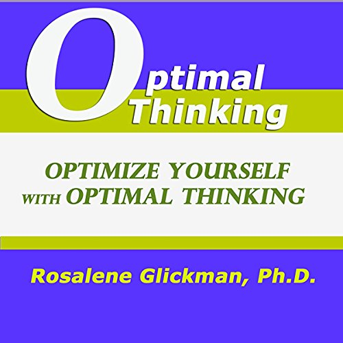 Optimize Yourself with Optimal Thinking audiobook cover art