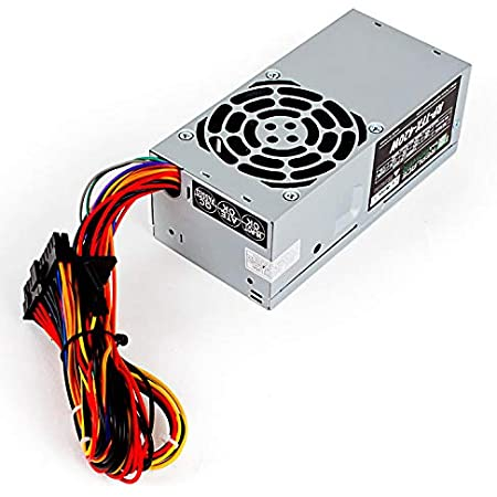 New PC Power Supply Upgrade for HP Pavilion p6654y Desktop Computer