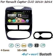 Android 8.1 GPS Navigation Stereo Radio, para Renault Captur Clio 2013-2015, 9