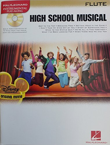 Hal Leonard High School Musical for Flute (Book and CD)