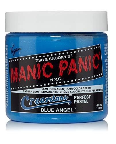 Manic Panic - Blue Angel Pastel Classic Creme Vegan Cruelty Free Blue Semi Permanent Hair Dye 118ml