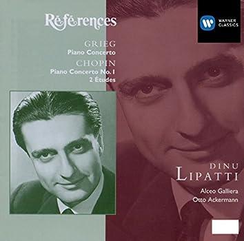 Grieg & Chopin: Piano Concertos