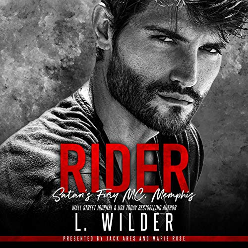 Rider audiobook cover art