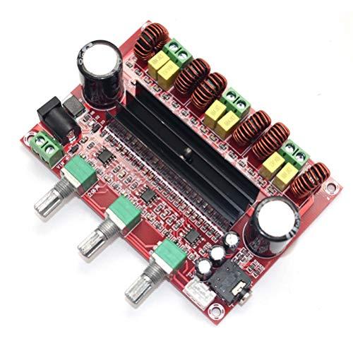 HDDFG TPA3116D2 2.1 Amplificador De Potencia 80W * 2 + 100W Subwoofer Amplificador De Audio Digital para Altavoz De 4-8 Ohm D3-005 (Color : Board)