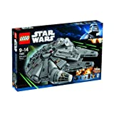 LEGO Star Wars Millennium Falcon w/ Darth Vader Luke Skywalker Han Solo | 7965