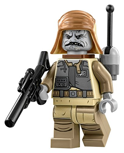 Navette Impériale de Krennic Shuttle LEGO Star Wars 75156 - 863 Pièces - 9