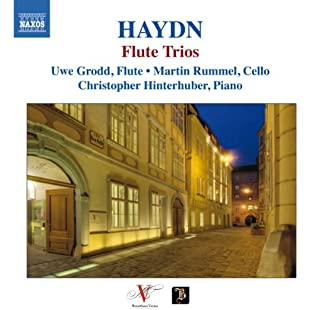 Haydn Flute Trios (Trios For Pianoforte Flute And Cello Nos. 15-17) (Naxos 8572667):Hdmoviedownload