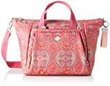 Oilily Damen Groovy Handbag Mhz 1 Henkeltasche, Rot (Red), 15.0x23.5x38.0 cm