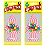 Little Trees Cardboard Hanging Car, Home &...