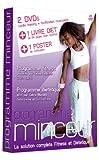 Programme minceur - Coffret double DVD + Livre