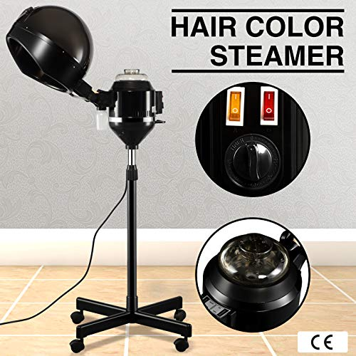 Artist Hand Professional Hair Steamer Hairdressing Care Hood Color Processor Beauty Salon