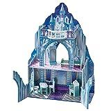 Teamson KidsKinderHolz-Eisschloss MädchenPuppenhausSpielzeug TD-11800A