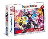 Disney - Puzzle, 60 Piezas, diseño Big Hero 6: Super Smart (Clementoni 269266)