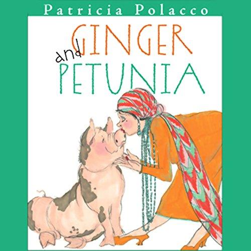 Ginger & Petunia cover art