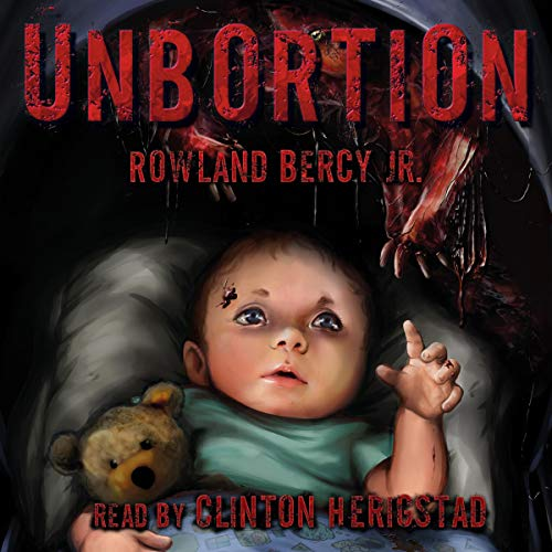 Unbortion audiobook cover art