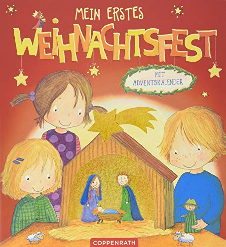 Mein erstes Weihnachtsfest: Mit Adventskalender