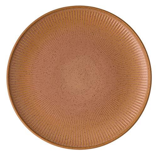 Thomas Clay Earth 21740-227075-60227 - Plato llano (27 cm)