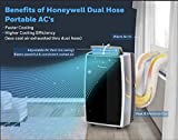 Photo #2: Honeywell Portable Air Conditioner, 12000 BTU AC Unit (MN12CEDWW)