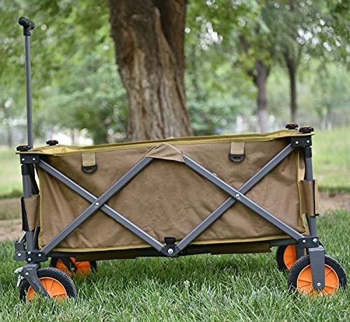 WWJL Beach Trolley Camping Regular store Online limited product Trolleyoutdoor Fo Car