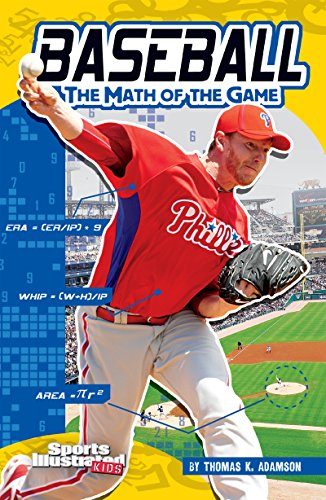 Baseball: The Math of the Game (Sports Math) (English Edition)