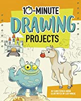 10-minute Drawing Projects (10-minute Makers)