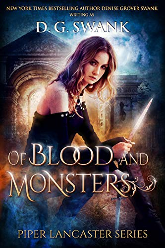 Of Blood and Monsters: Piper Lancaster Series #3 (English Edition ...