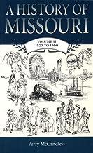 A History of Missouri v. 2; 1820 to 1860
