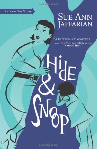 Image of Hide and Snoop (Odelia Grey, Book 7) (The Odelia Grey Mysteries, 7)