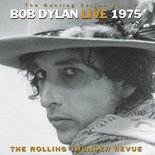 The Bootleg Series Vol 5 - Bob Dylan Live 1975: The Rollin [2 CD]