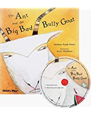 The Ant and the Big Bad Bully Goat (Traditional Tales with a Twist)