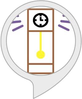 alexa grandfather clock chimes