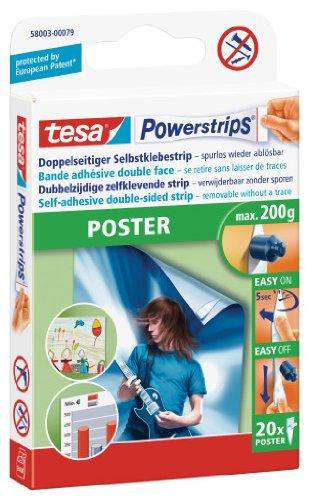 Tesa  Poster-Strips 58003-58 VE=20